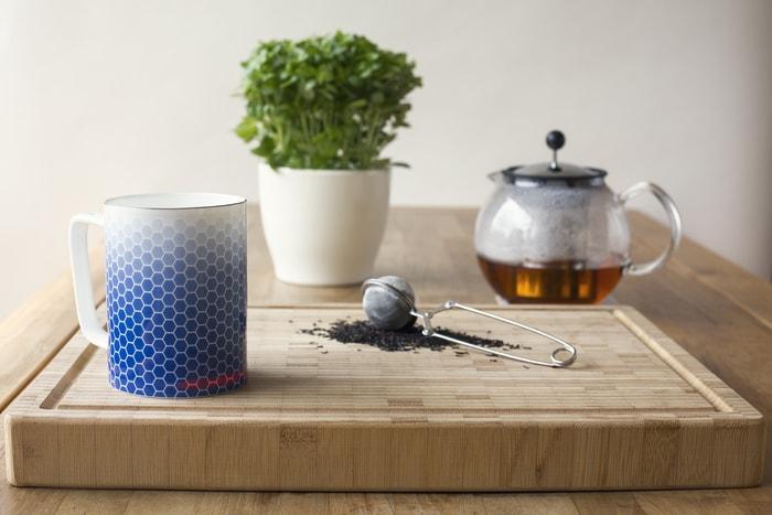 英國 Glowstone 智能無線發熱 骨瓷杯1