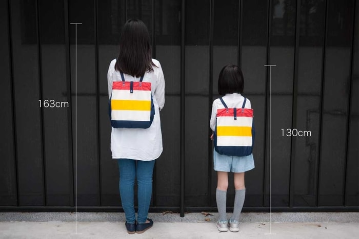 台灣 RoBag 3合1捲捲背包12
