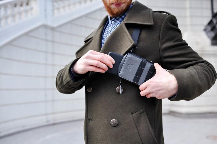 烏克蘭 Phonster Z 槍套型收納袋18