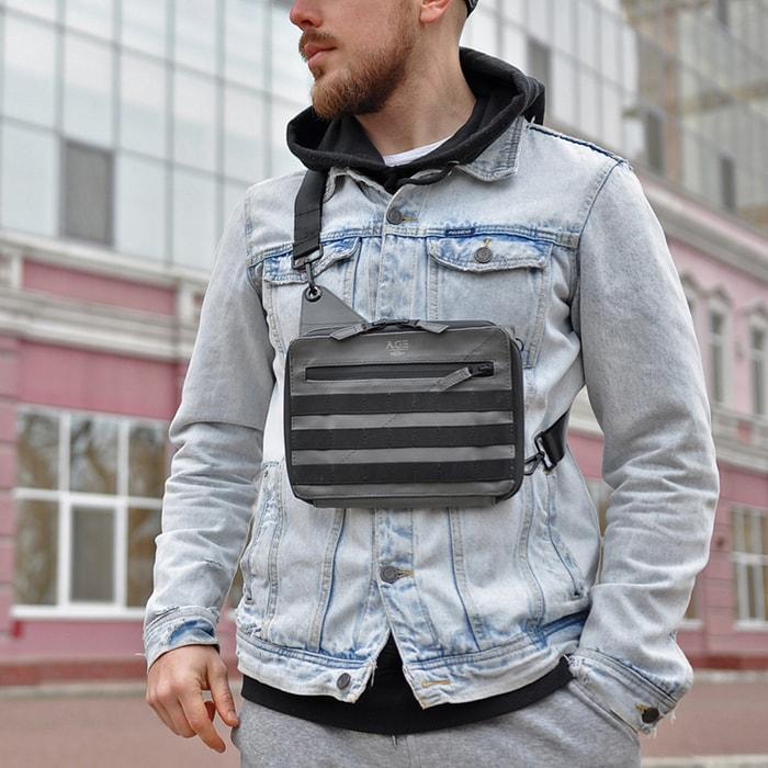 烏克蘭 Phonster Z 槍套型收納袋34