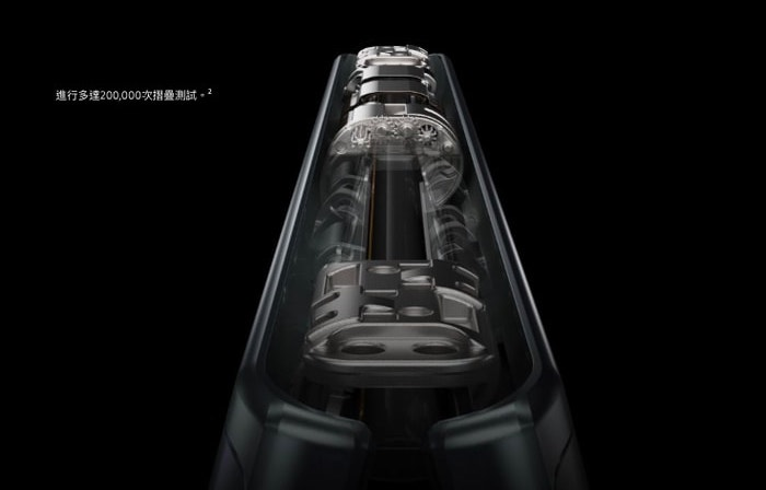 韓國 Galaxy Fold 摺疊式 智能手機21