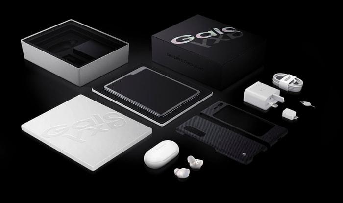 韓國 Galaxy Fold 摺疊式 智能手機22