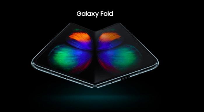 韓國 Galaxy Fold 摺疊式 智能手機30