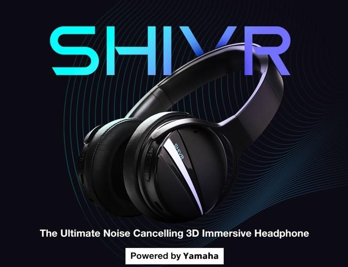 美國 SHIVR 降噪3D無線耳機231231
