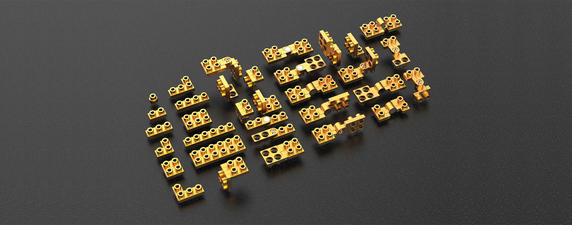 Aztec-Gold-Blocks-Render