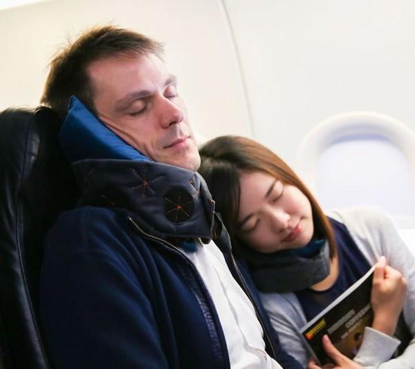 新加坡 CORI 高評分隨身旅行枕頭 cover