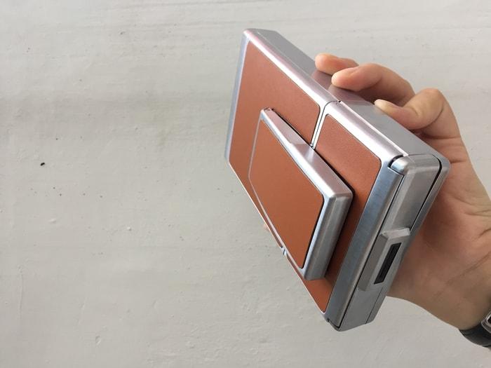美國 Polaroid™ SX-70系列 即影即有古董相機4