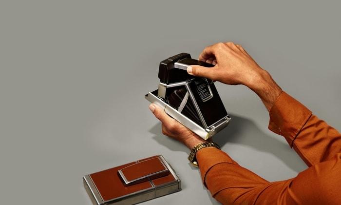 美國 Polaroid™ SX-70系列 即影即有古董相機9