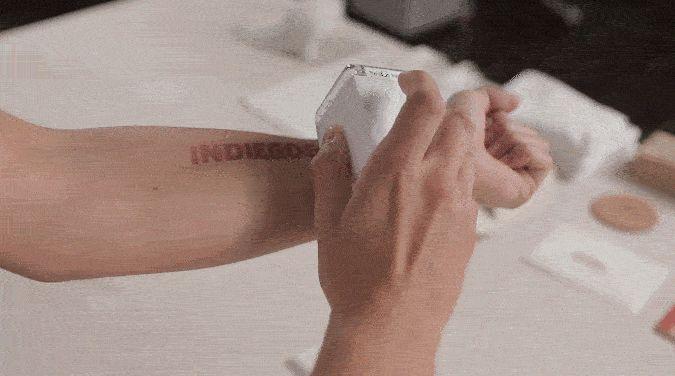 美國 PrinCube 極細手握彩色打印機 - 套裝 skin 皮膚