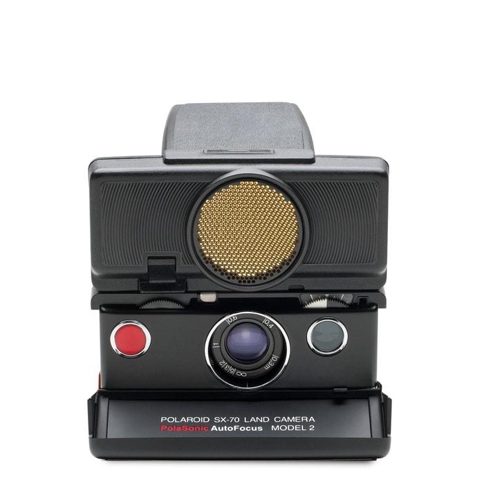 4699_black_black3____6KVqX美國 Polaroid™ SX-70系列 即影即有古董相機