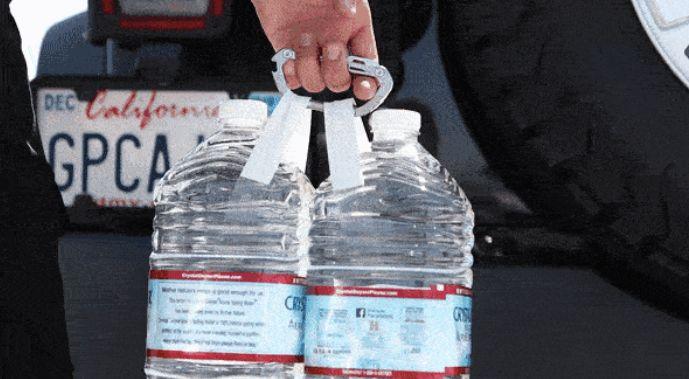 美國 GPCA 百寶萬用登山扣 water