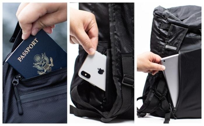 美國 Uinta 史上最輕 可摺疊防水背包1