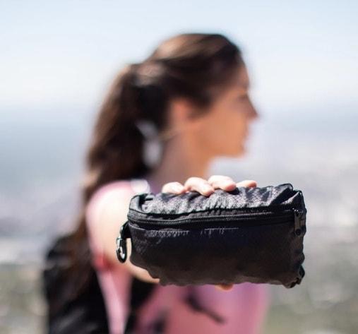 美國 Uinta 史上最輕 可摺疊防水背包12