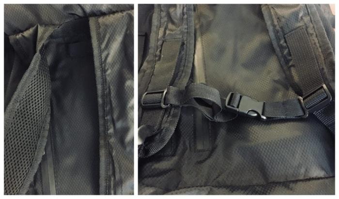 美國 Uinta 史上最輕 可摺疊防水背包3