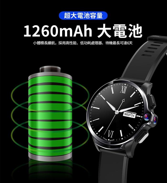 03King Wear 2020年最新版 功能最強 智能手錶