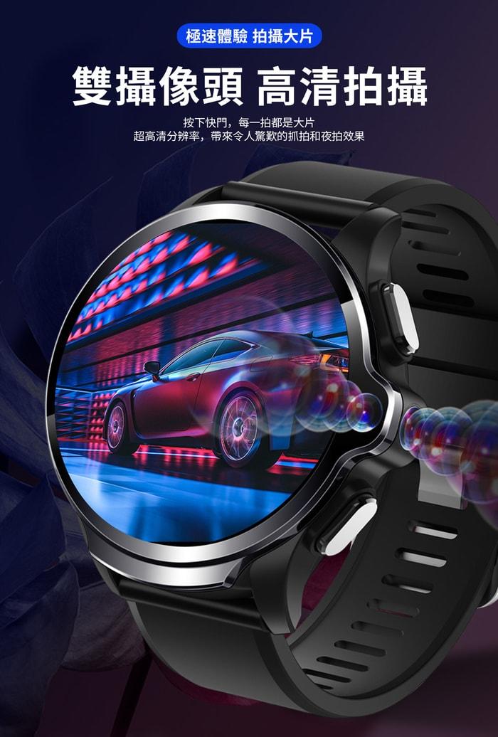 04King Wear 2020年最新版 功能最強 智能手錶