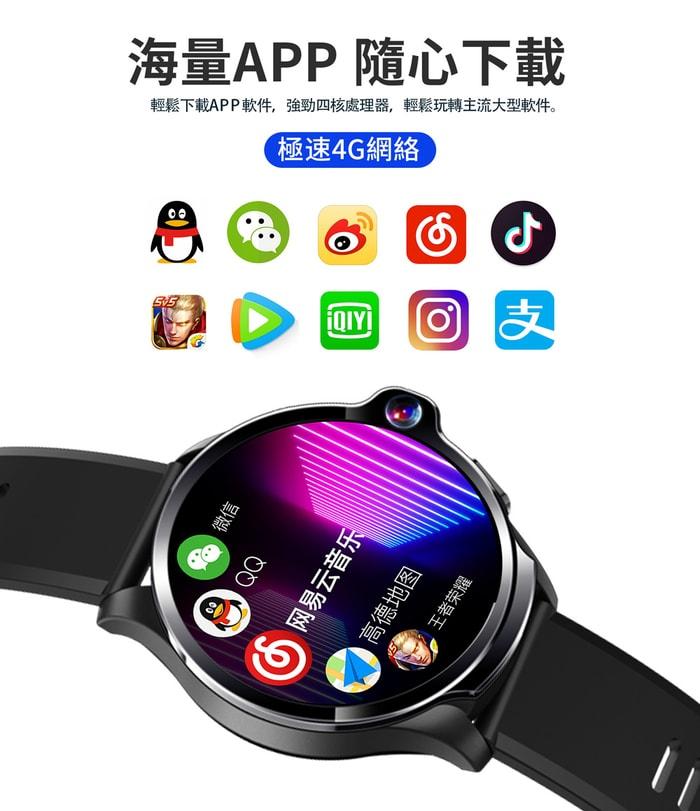 08King Wear 2020年最新版 功能最強 智能手錶