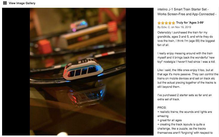 美國 Intelino 智能小火車 - 套裝 Review 2