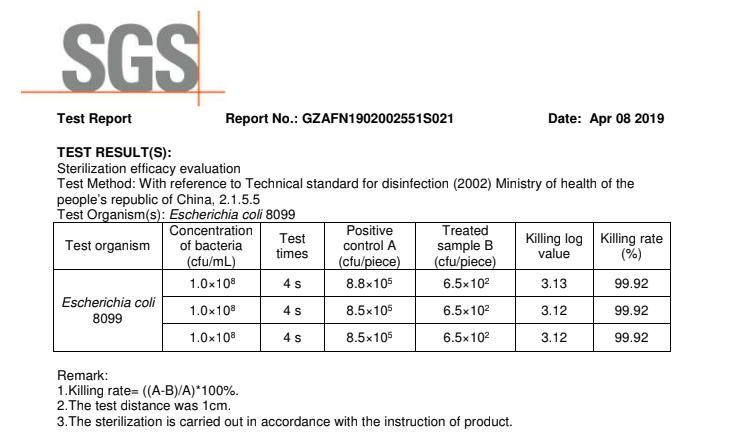 59S UV-C 摺疊式紫外線殺菌棒1231