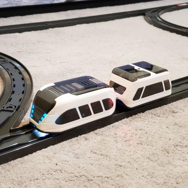 I美國 Intelino 智能小火車 – 套裝