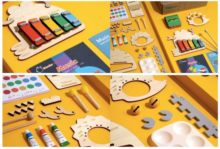 Tinkerer 兒童創意百寶盒2