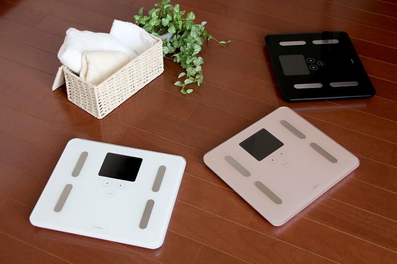 dretec Body Fat Scale5