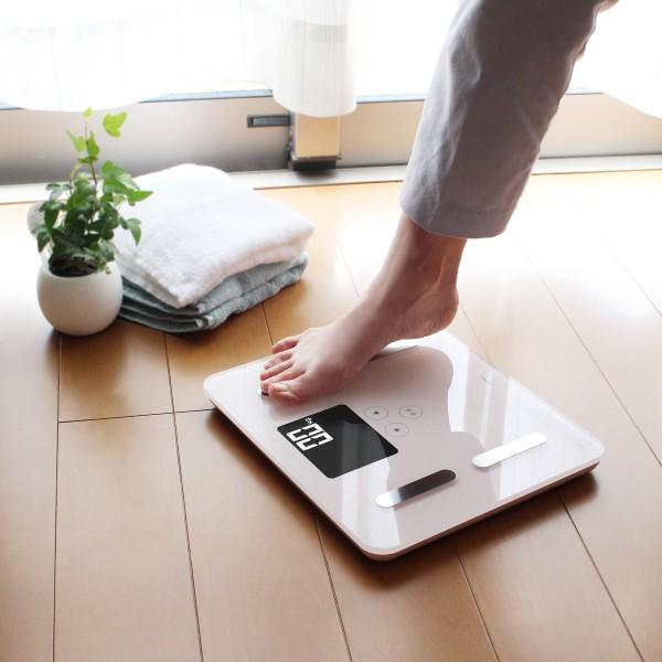 dretec Body Fat Scale8