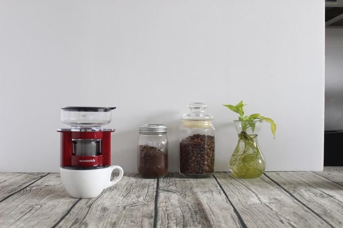 10台灣 Oceanrich 全自動 手沖咖啡機