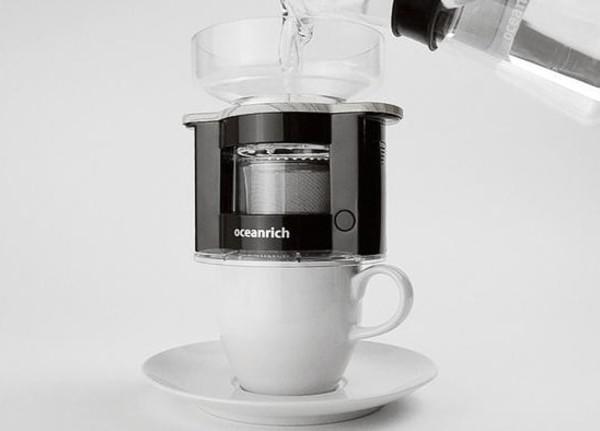 21台灣 Oceanrich 全自動 手沖咖啡機