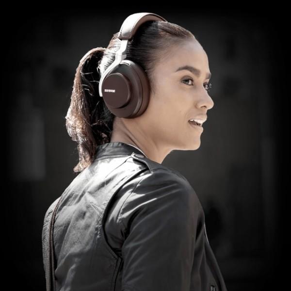 2SHURE AONIC 50 主動降噪 頭戴式耳機