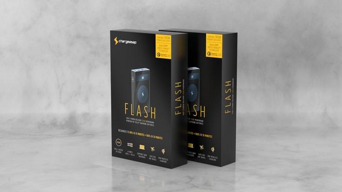 73Flash 全球最快 210W 石墨烯充電器