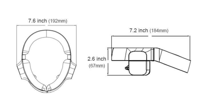 LEROU 真指觸感 頭部按摩儀6