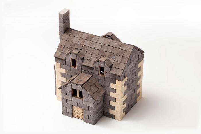 english_house烏克蘭 Wise Elk 兒童 陶瓷磚套裝