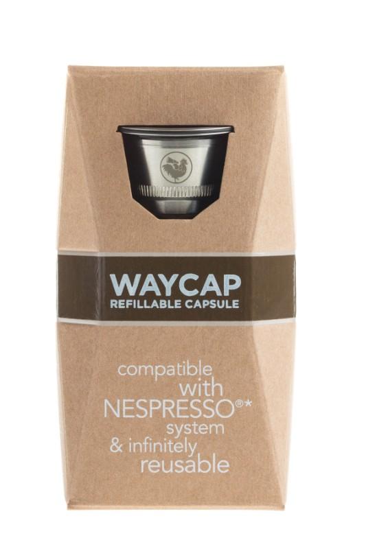 意大利-WayCap-循環再用Nespresso-膠囊25