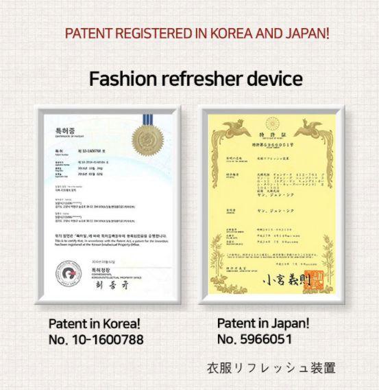韓國 Rundry 3合1 衣物護理器4