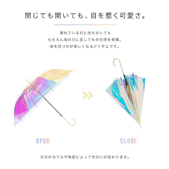 3日本 WPC 極光雨傘