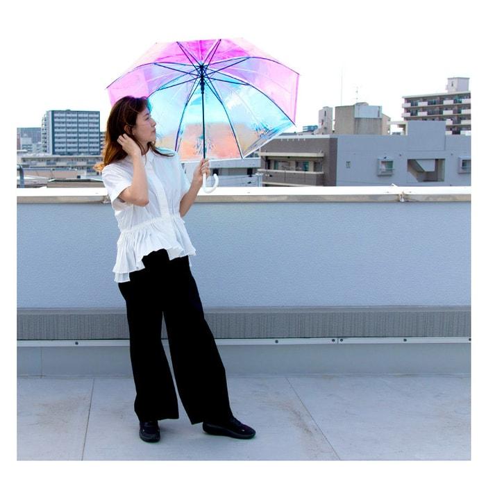 5日本 WPC 極光雨傘