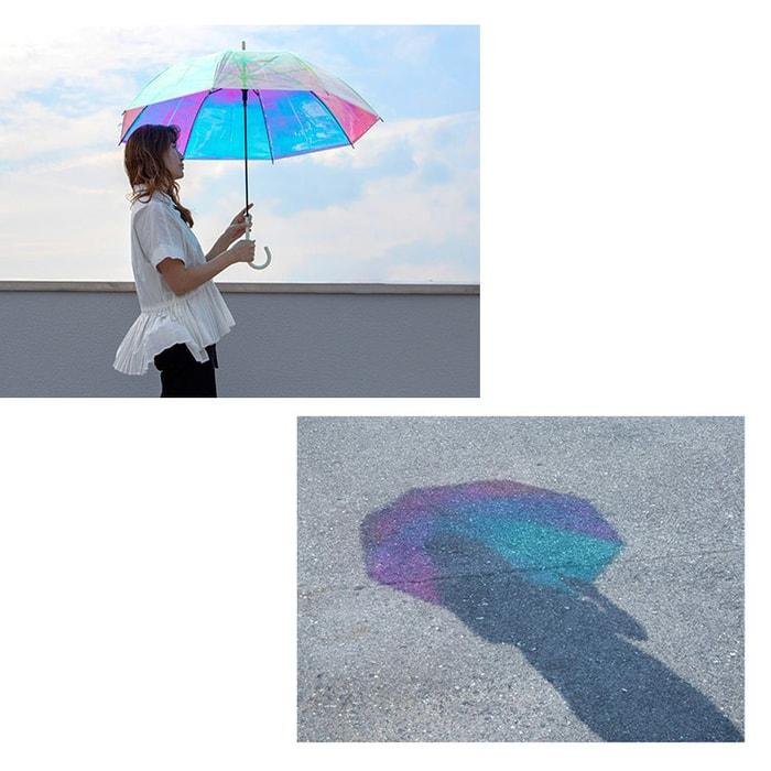 6日本 WPC 極光雨傘