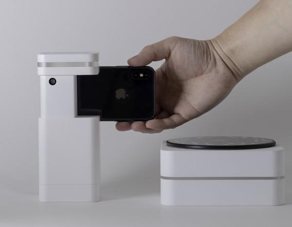 6Phiz 史上最便攜 3D掃描儀