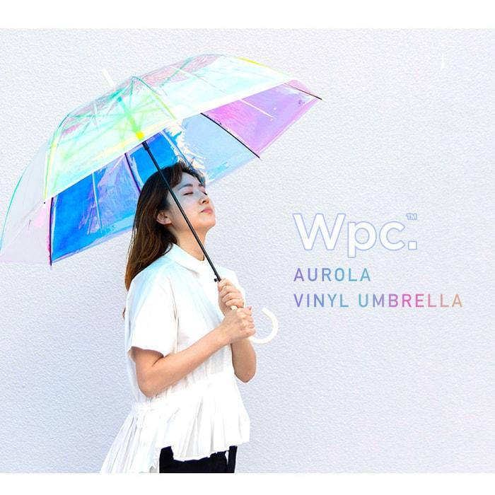 7日本 WPC 極光雨傘