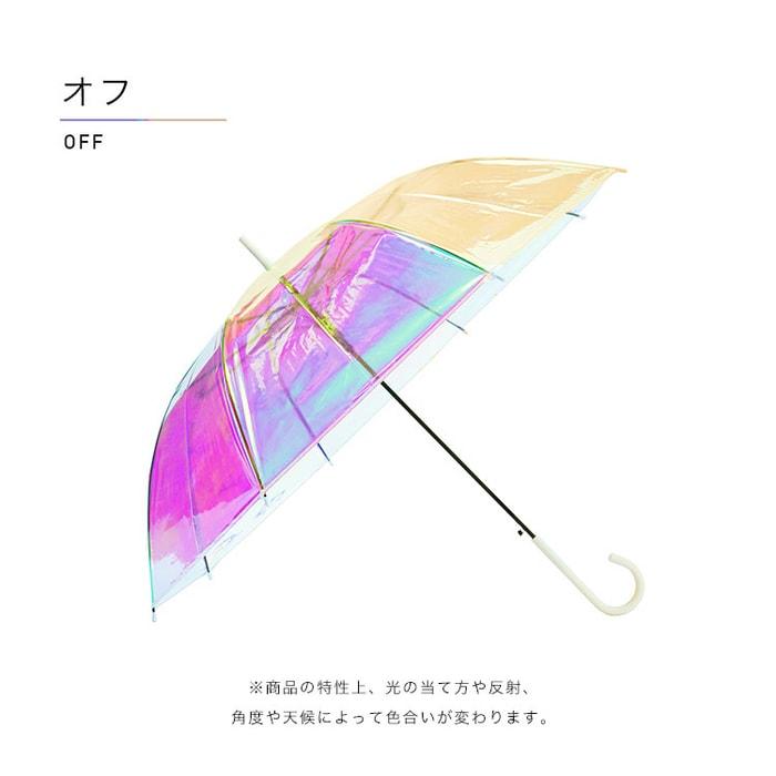 8日本 WPC 極光雨傘