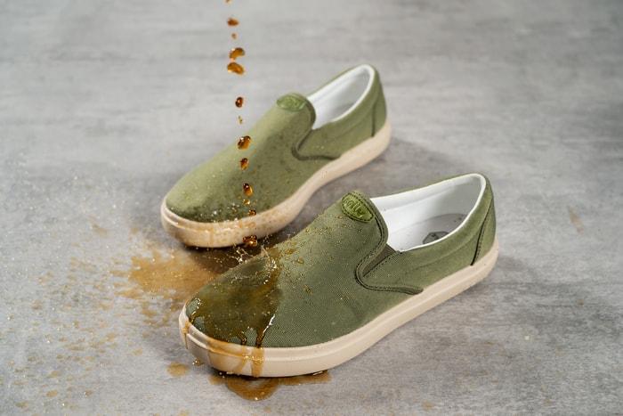 49XpreSole 首創咖啡 防水休閒鞋