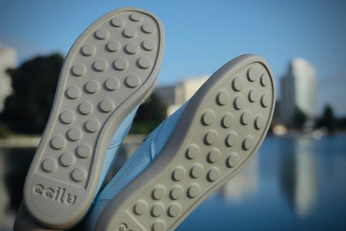 6XpreSole 首創咖啡 防水休閒鞋