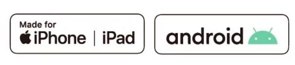 蘋果和安卓 logo
