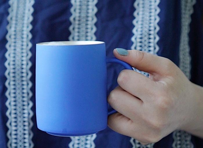 17Ag+ Cup 纯銀咖啡馬克杯