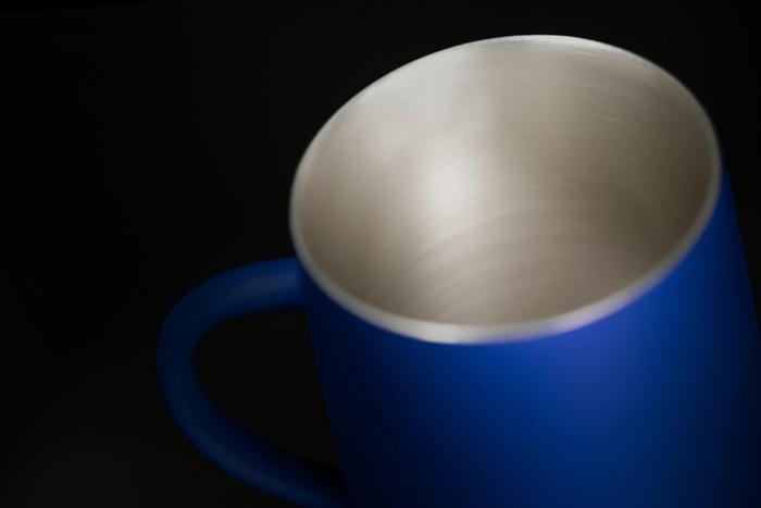 34Ag+ Cup 纯銀咖啡馬克杯