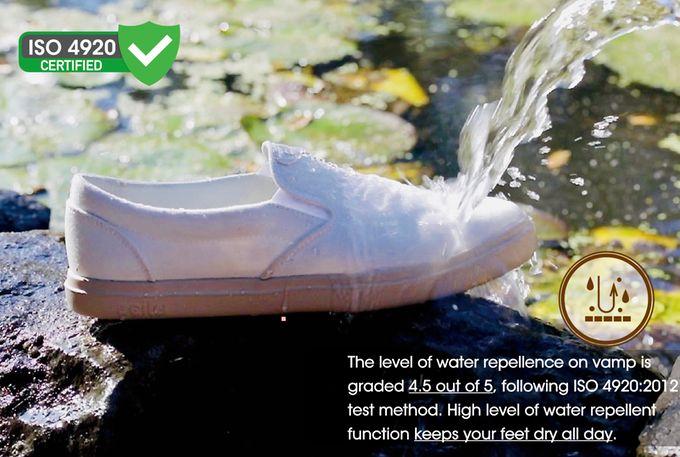 Xpresole 咖啡防水鞋 防撥水1