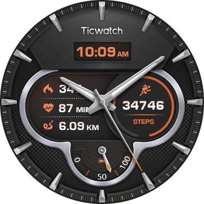 22Ticwatch pro 3