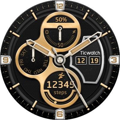26Ticwatch pro 3