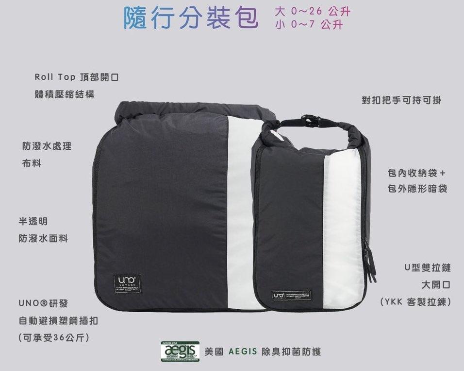 台灣UNO Carry on 重裝萬變隨身袋.006